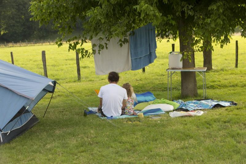 Camping à la Ferme Landran